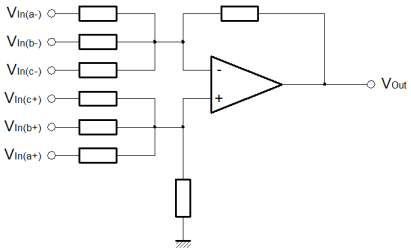 Generic linear amplifier