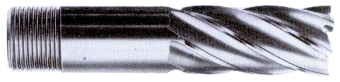 An end mill