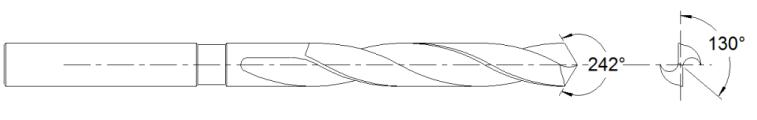 Twist Drill Angles