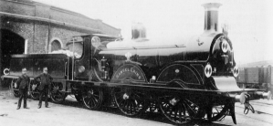 A low resolution image of an LBSCR B1 - Gladstone